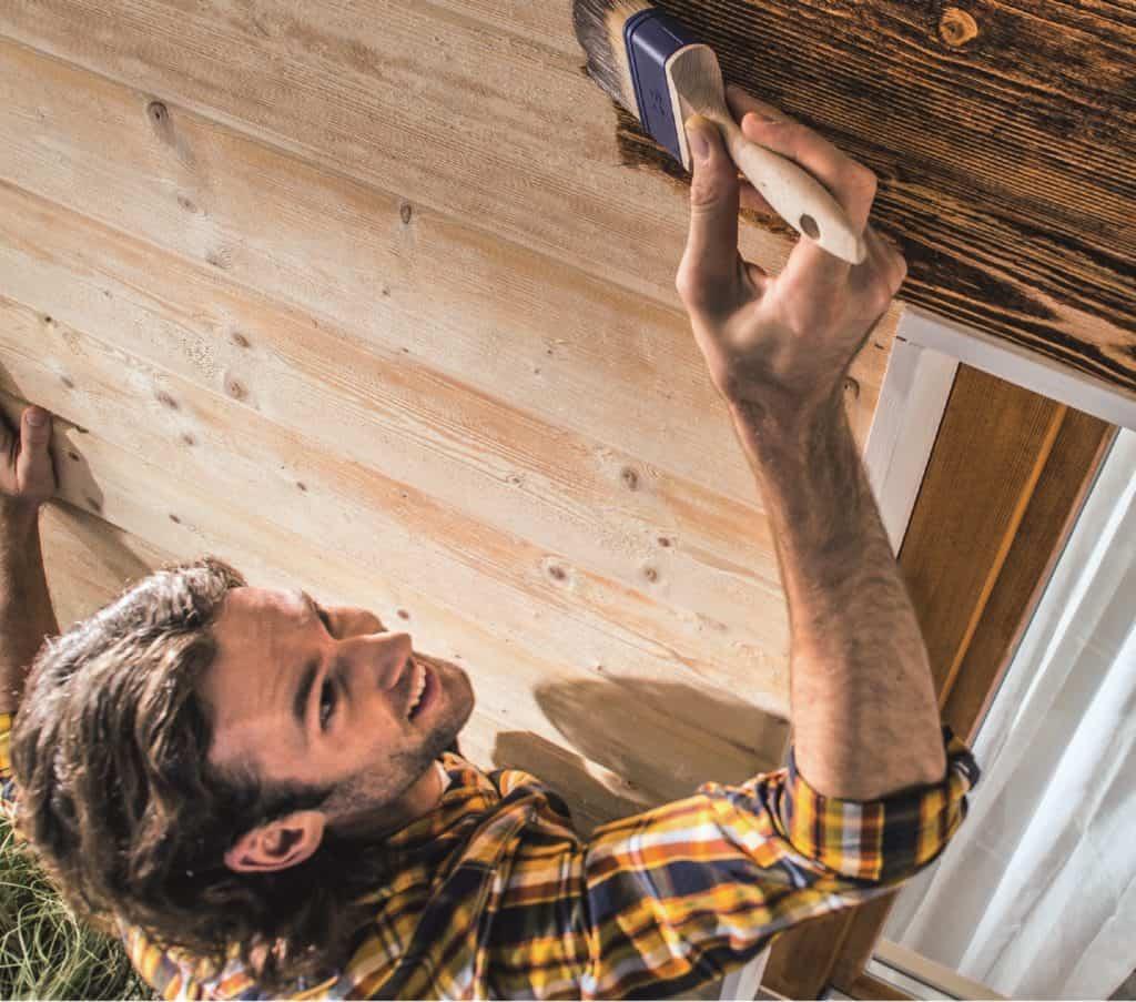 Holzschutz und Holzbeschichtungen