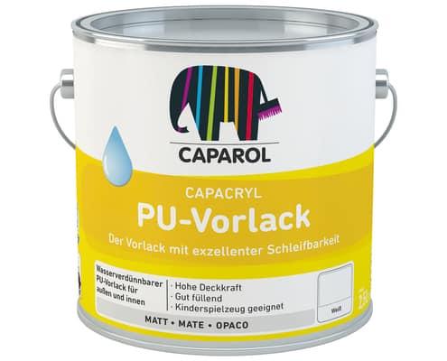 Capacryl mix PU-Vorlack, bunt