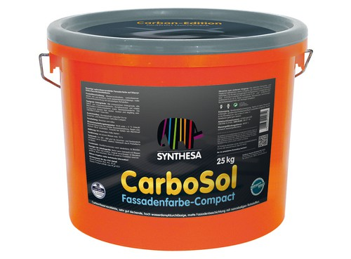 CarboSol Fassadenfarbe Compact