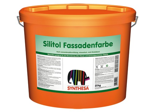 Silitol Fassadenfarbe