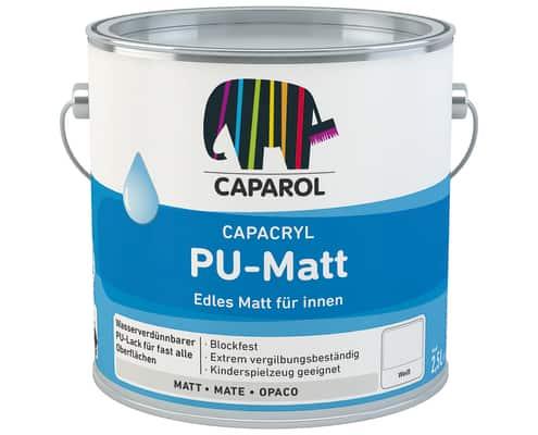 Capacryl PU-Matt, weiß