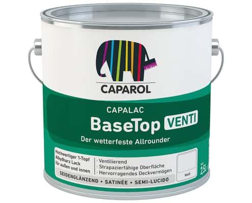 capalac BaseTop VENTI 2,5l