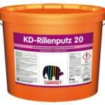 Capatect KD-Rillenputz