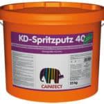 Capatect KD-Spritzputz