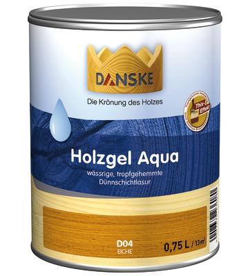 danske Holzgel Aqua 0,75l