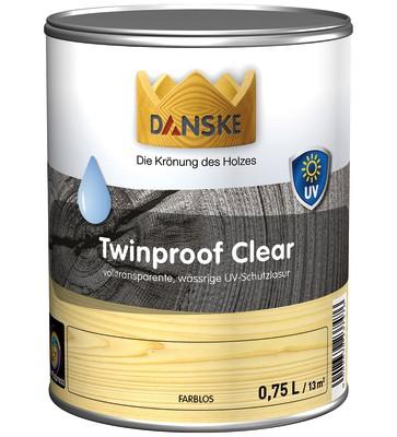 danske Twinproof Clear 0,75l