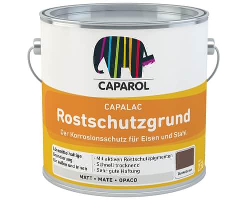 Capalac Rostschutzgrund Dunkelbraun