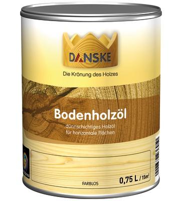 danske Bodenholzöl 0,75l