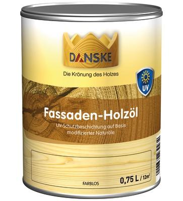 danske Fassadenholzöl 0,75l