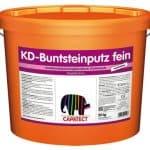 Capatect KD-Buntsteinputz fein