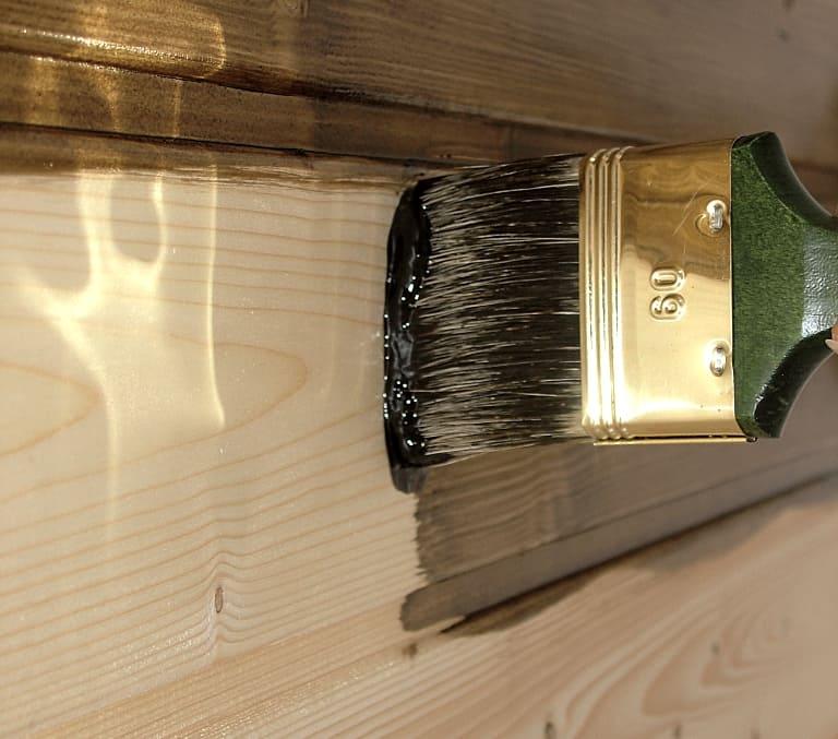 Holzbeschichtung Wässrig