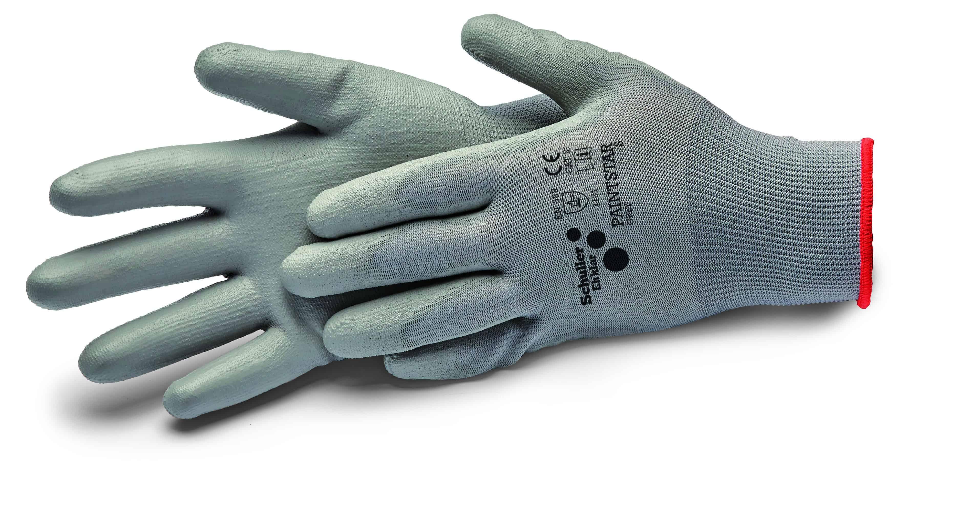 Schuller Eh'klar PAINTSTAR GREY Handschuhe