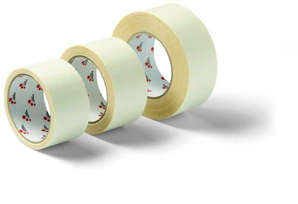 Klebeband Twin Tape Cotton